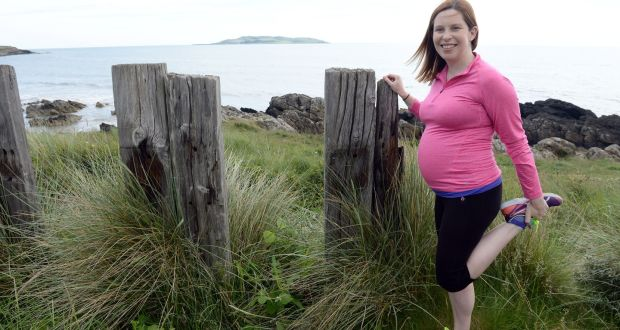 Hard work beckons – Fitness in the final stages of pregnancy